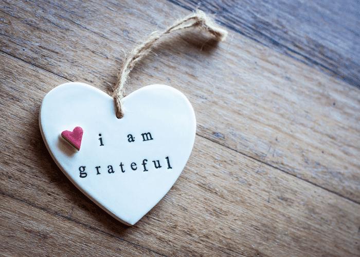 Le défi en 7 jours pour avoir de la gratitude